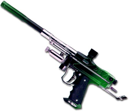 powerlyte paintball gun